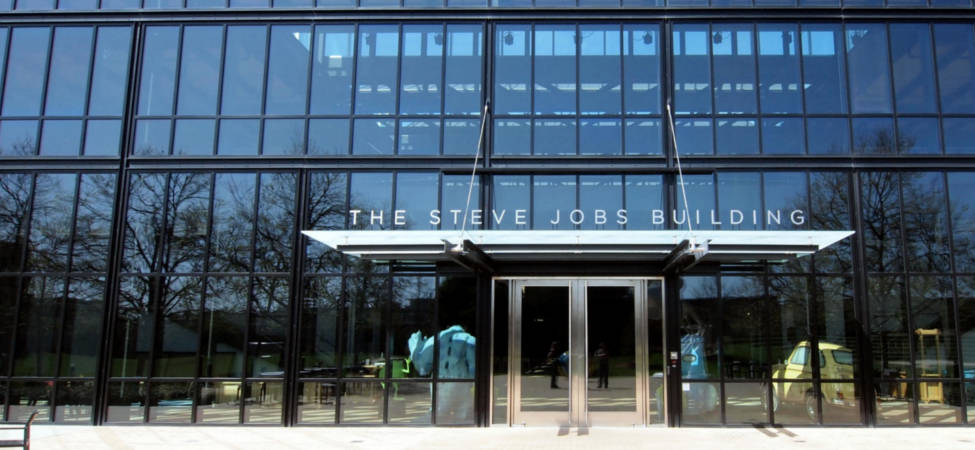 The Steve Jobs Building - March 2013